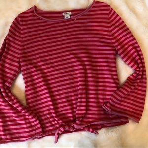NWOT J. crew striped top s